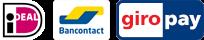 ideal-bancontact-giropay-logos