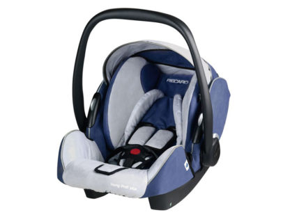 Recaro Young Profi Plus - steelblue R 5514_21113_66
