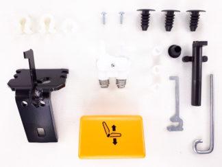 ISRI 914514.1 Reparatieset ventiel met knop hoogteverstelling 6800
