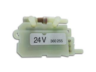 R 360255 Recaro RN lumbaal ventielblok 24V