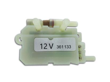 R 361133 Recaro RN lumbaal ventielblok 12V